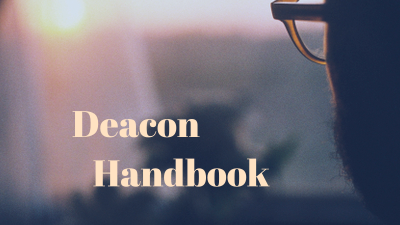 New Deacon Handbook