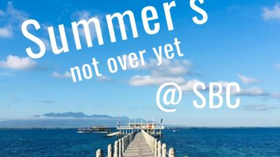 Summer's Not Over @ SBC